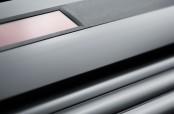 Detail: Solarzelle vom VELUX INTEGRA Solar-Rollladen SSL