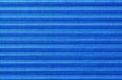 Roto Faltstore Blau lichtdurchlässig, gecrasht, Perlglanz-Beschichtet, Dekornummer C-133