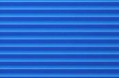 Roto Faltstore Blau lichtdurchlässig, Perlglanz-Beschichtet, Dekornummer B-123