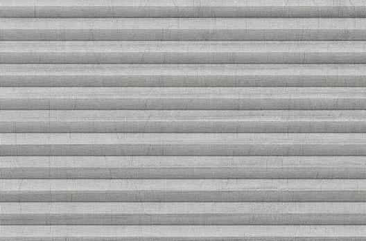 Roto Faltstore Grau lichtdurchlässig, gecrasht, Perlglanz-Beschichtet, Dekornummer C-131