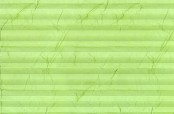 Roto Faltstore Hellgrün lichtdurchlässig, gecrasht, Perlglanz-Beschichtet, Dekornummer C-135