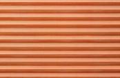 Roto Faltstore Orange lichtdurchlässig, Dekornummer A-114