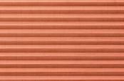 Roto Faltstore Orange lichtdurchlässig, gecrasht, Perlglanz-Beschichtet, Dekornummer C-134