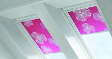 Rollo / Sonnenschutz für Wohndachfenster