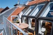 VELUX Dachbalkon - Ansicht von außen