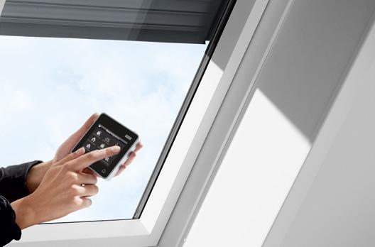 günstige Preise Treffen später VELUX INTEGRA Elektro-Rollladen SML   Wohndachfenster ...