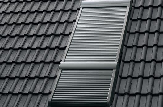 velux integra elektro rolll den f r dachfenster kombinationen wohndachfenster dachgauben. Black Bedroom Furniture Sets. Home Design Ideas