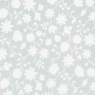 VELUX Sichtschutz-Rollo - Farbe: blau / weiß 4122