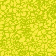 VELUX Sichtschutz-Rollo - Farbe: grün / gelb 4101