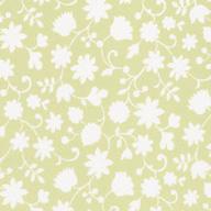 VELUX Sichtschutz-Rollo - Farbe: grün / weiß 4124